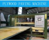 Woodworking Machinery Panel Production Plant Equipment - Plywood Paving Machine