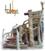 Kaufen Oder Verkaufen Holz Kinderspielwaren - Schaukeln - unglaubliches hölzernes Sommerhaus