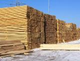 Russia Supplies - Fresh Spruce Timber 20-50 mm