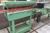Netherlands Supplies - JONAB infeed system - 150 m/min, type HHM3