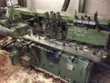 Netherlands Supplies - WEINIG moulding line + mechanisation, type Hydromat 25R