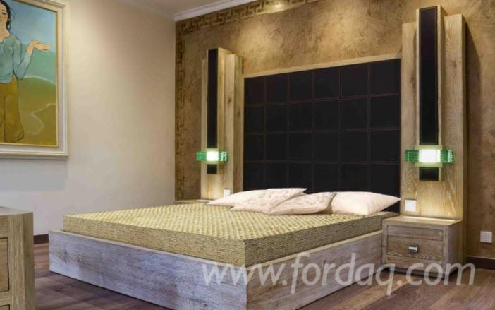 MDF Luxury Resort Bedroom Furniture