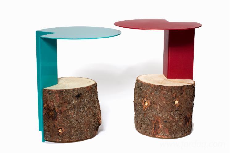 Wholesale Contemporary Fir (Abies Alba) Tables Romania