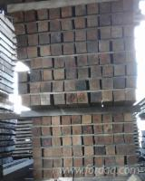 Hardwood  Sawn Timber - Lumber - Planed Timber For Sale - Oak Squares 10 x 10 cm