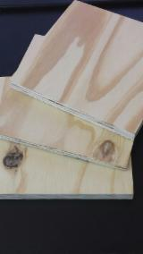 Fineer En Hout Panelen Zuid-Amerika - Natuurlijk Multiplex, Elliotis Pine