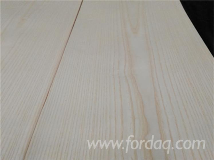 Natural White Ash Crown Cut Veneer