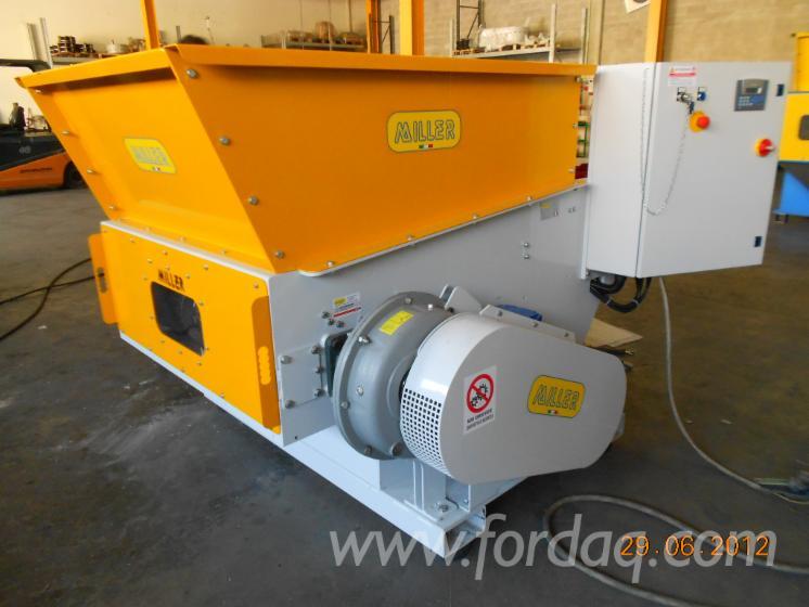 Vend-Machine-%C3%80-Faire-Des-Plaquettes-De-Bois-Miller-TR-1300-LTA-Neuf