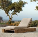 Oak Garden Furniture - Design Oak Garden Loungers Romania