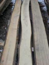 Unedged Hardwood Timber - Unedged KD ABC Ash