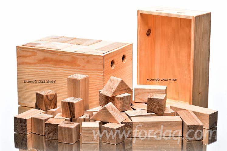 Ash / Oak Cubes