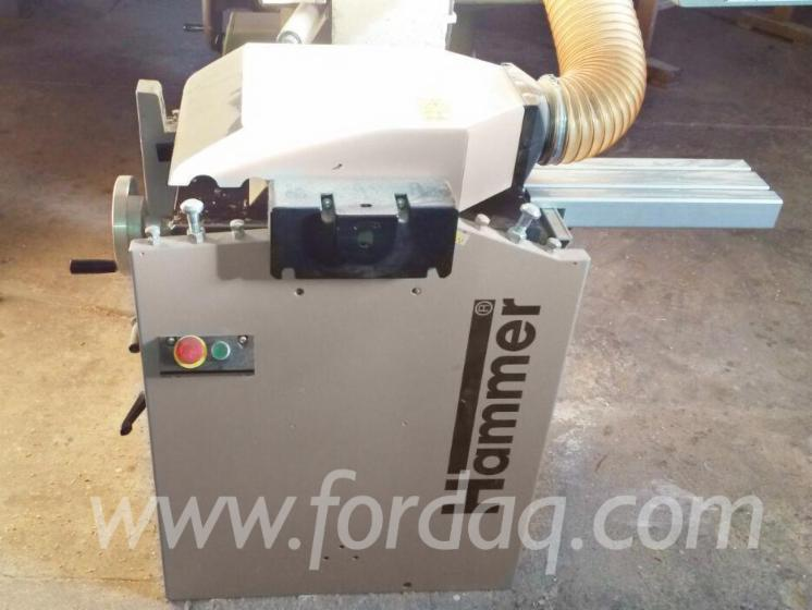 Used-HAMMER-A-3-31-2010-Surface-Planer---1-Side-For-Sale