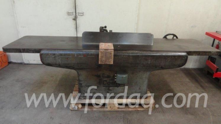 Used-Comag-Abrichte-1975-Surface-Planer---1-Side-For-Sale