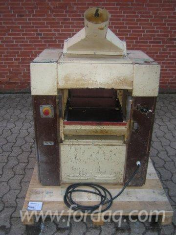 Used-Polymac-CP4-1-1987-Thicknessing-Planer--1-Side-For-Sale