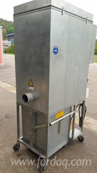 Used-ALKO-Absaugger%C3%A4t-125-1995-Dust-Extraction-Facility-For-Sale