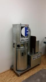 Used Elektra Beckum SPA 2000D 1994 Dust Extraction Facility For Sale Austria