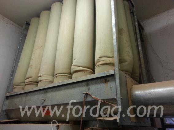 Used-Scheer-Absaugger%C3%A4t-Dust-Extraction-Facility-For-Sale