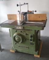 Moulding Machines For Three- And Four-side Machining Martin X 旧 奥地利