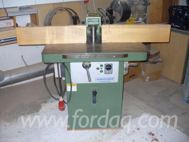 Used-Schleicher-270-2-1986-Moulding-Machines-For-Three--And-Four-side-Machining-For-Sale