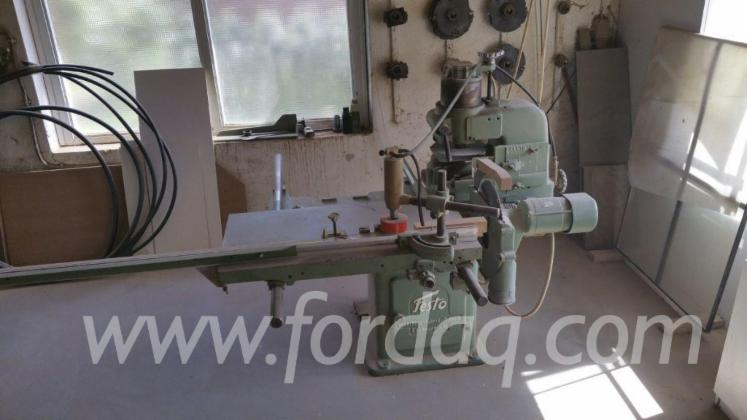 Used-FESTO-X-Moulding-Machines-For-Three--And-Four-side-Machining-For-Sale