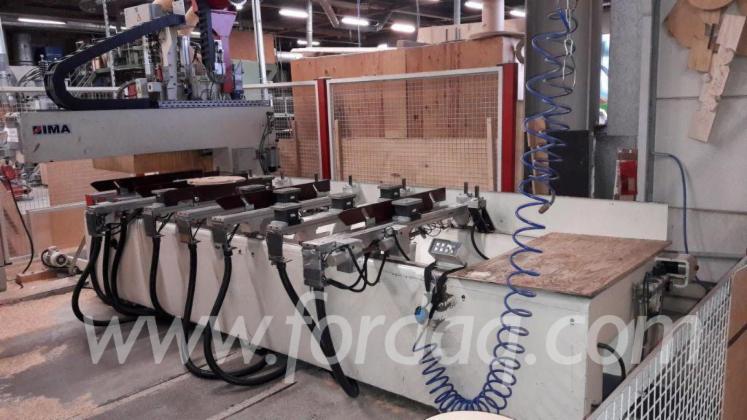 Used-IMA-BIMA210-1999-CNC-Machining-Center-For-Sale