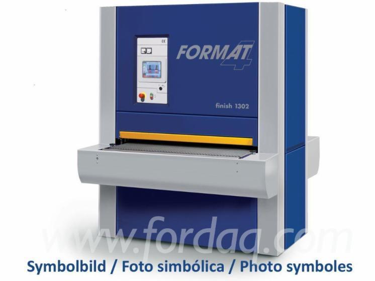 Used-FORMAT-4-Finish-1302-Belt-Sander-For-Sale