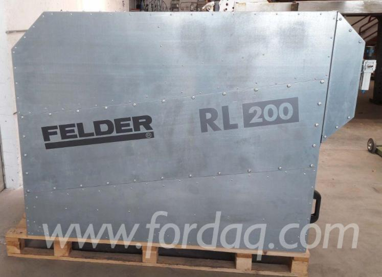 Used-FELDER-RL-200-2012-Dust-Extraction-Facility-For-Sale