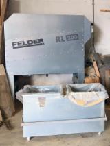 Used FELDER RL 200 2012 Dust Extraction Facility For Sale Austria