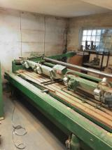 Used Reichenbacher Maschinenbau R460 Moulding Machines For Three- And Four-side Machining For Sale Austria