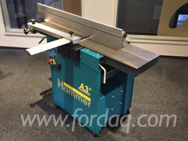 Used-HAMMER-A-3-31-2004-Surface-Planer---1-Side-For-Sale