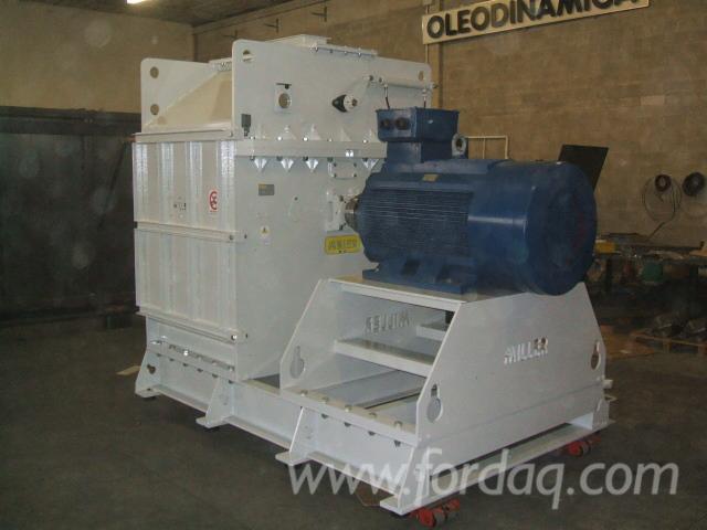 Vend-Machine-%C3%80-Faire-Des-Plaquettes-De-Bois-MILLER-SRL-FRT-05-Neuf