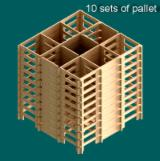 Pallets – Packaging - Plywood Assembly Pallet Set (8 pieces per set)