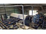 Costa Woodworking Machinery - Used Costa 2002 Gang Rip Saws With Roller Or Slat Feed For Sale Switzerland