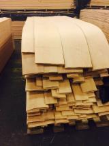 天然木皮单板, 榉木, 平切,华纹