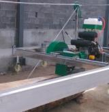 Mobile Log Saws - Terrain Timber Cutting Saw, Portable,safety,efficient