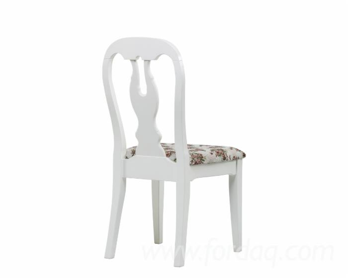 Contemporary Solid Beech Chairs