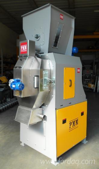 New-MILLER-SRL--CUS-50-Pellet-Manufacturing-Plant-For-Sale