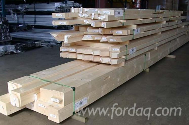 Spruce-Prefabricated-Roof-Trusses--