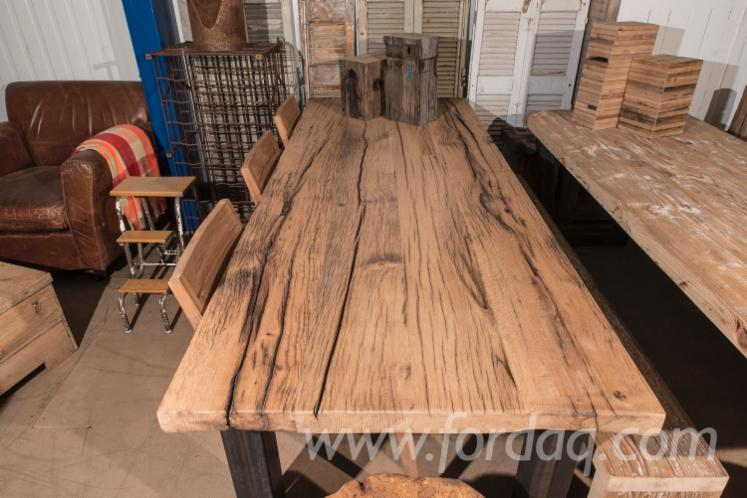 Real-Antique-Oak-Tables
