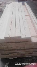 Pallet lumber - Fir / Pine / Spruce Pallet Planks 90-150 mm