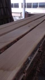 Hardwood  Unedged Timber - Flitches - Boules - Oak Loose Timber 28-30-32 mm