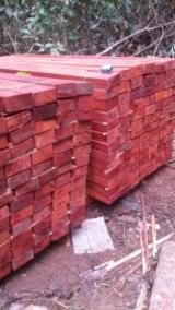 Buy Or Sell Hardwood Lumber Beams - Padouk Beams 8 cm