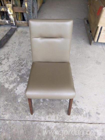 Upholstered Rubberwood Chairs