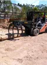 Fordaq wood market - Teak Logs 50-120 cm