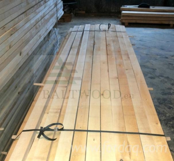 木板, 桦木, 森林管理委员会