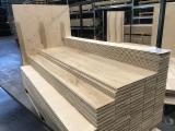 Engineered Wood Flooring - Multilayered Wood Flooring For Sale - Oak, One Strip Wide