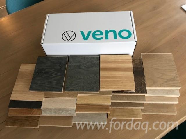 Dutch Engineered Oak Flooring, 16 mm