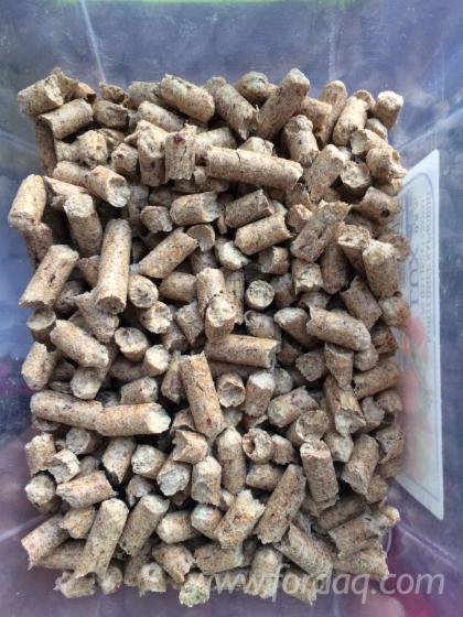 木质颗粒 – 煤砖 – 木碳 木球 云杉, 苏格兰松