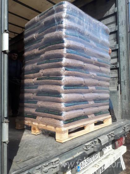 薪材、木质颗粒及木废料
