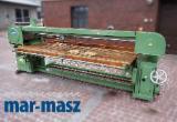 Woodworking Machinery - JOHANNSEN long-belt sander, wood grinder