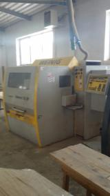 Woodworking Machinery - Used Weinig Unimat 23  SP 2004 Combined Circular Saw, Moulder And Mortiser For Sale Ukraine